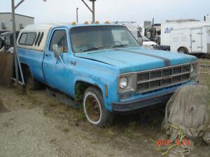 Alberta Truck parts
