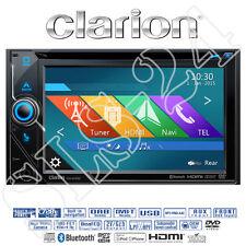 "Clarion NX405E Navigation Multimedia System 2-DIN Autoradio 6"" Bluetooth iPhone"