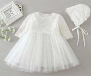 Baby-Girl-Long-Sleeve-Christening-Dress-Girls-Lace-Baptism-Dress-Lace-Baptism-Go