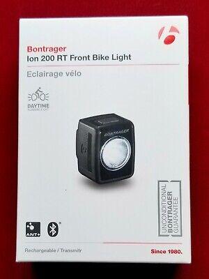 BLACK Flare RT Bike Light Set $115 BONTRAGER Ion 200 RT