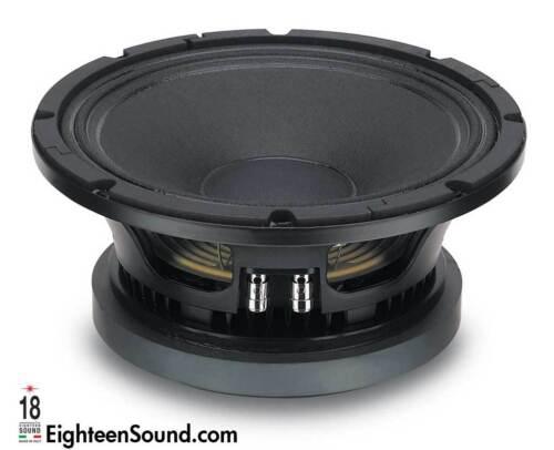 """Eighteen Sound 18 Sound 10MB600 10/"""" High Output Midrange Speaker"""