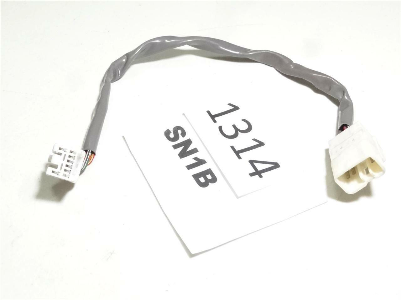 1992-1996 TOYOTA CAMRY WIRE HARNESS RECIRCULATE MOTOR AIR CONDITION OEM  SN1B1314 | eBayeBay