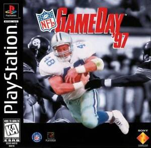 NFL-Gameday-039-97-PS1-Great-Condition-Fast-Shipping
