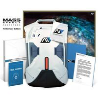 Mass Effect 4 Andromeda Collector's Edition Pathfinder Edition Guide + Backpack