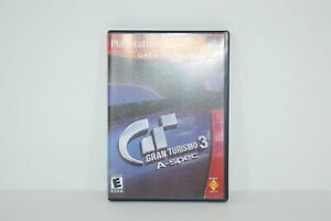Sony Playstation 2 PS2 Game: Sony Gran Turismo 3 A-Spec SEE STORE!
