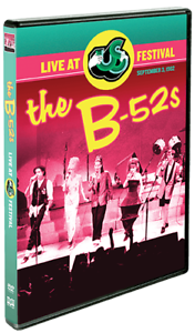 The B52s Live At Us Festival 2020 Release Brand New Sealed R1 Dvd Ebay