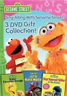 Sesame Street Sing Along With Sesame 0074645175997 DVD Region 1