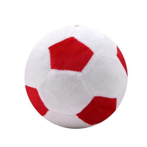 Fun Baby Kids Children Soccer Ball Toy Pillow Foot Ball Toys Birthday Gift LA