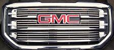 2016-2017 GMC Sierra 1500 SLT 3pc Billet Grille -Polished