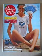 ANNABELLA n°33 1978 [G685B] Rivista Vintage