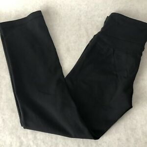 Athleta-Leggings-Size-XS-Black-Straight-Up-983309-Spandex