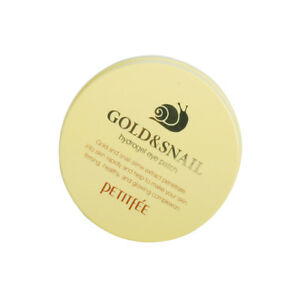 PETITFEE-Hydrogel-Eye-Patch-1pack-60pcs-Gold-amp-Snail