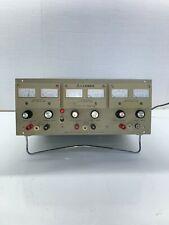 Lambda Lpt 7202 Fm Regulated Triple Output Power Supply