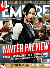 Empire Magazine Nov.2013 (Hunger Games Catching Fire)Jennifer Lawrence  NO LABEL