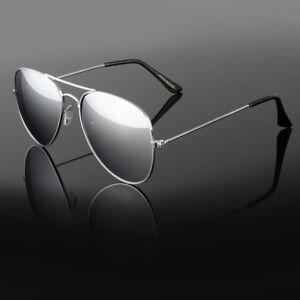 83433985835 Details about Aviator Sunglasses Vintage Mirror Lens New Men Women Fashion  Frame Retro Pilot