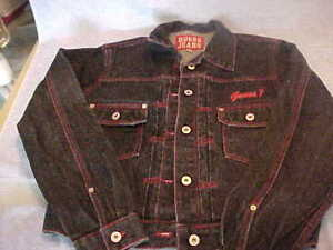 Girls GUESS JEANS Denim Jacket Size XL