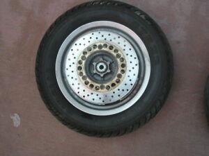 Cerchio ruota anteriore Yamaha Majesty 250 abs