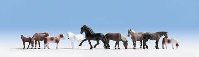 Ancora 45761 Tt Cavalli 9 Personaggi Nuovo Ovp,-mostra Il Titolo Originale Irrestringibile