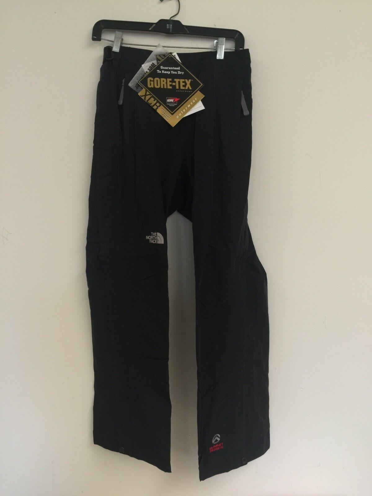 Pantalones ligeros del Norte de face Gore - Tex Mountain talla L zapatos de esquí NWT nuevos