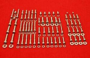 Stainless Steel Engine Bolt kit Triumph Bonneville  865 T 100 EFI