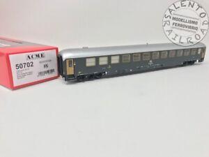 ACME-50702-carrozza-2-cl-UIC-X-con-comparto-ristoro-grigio-ardesia