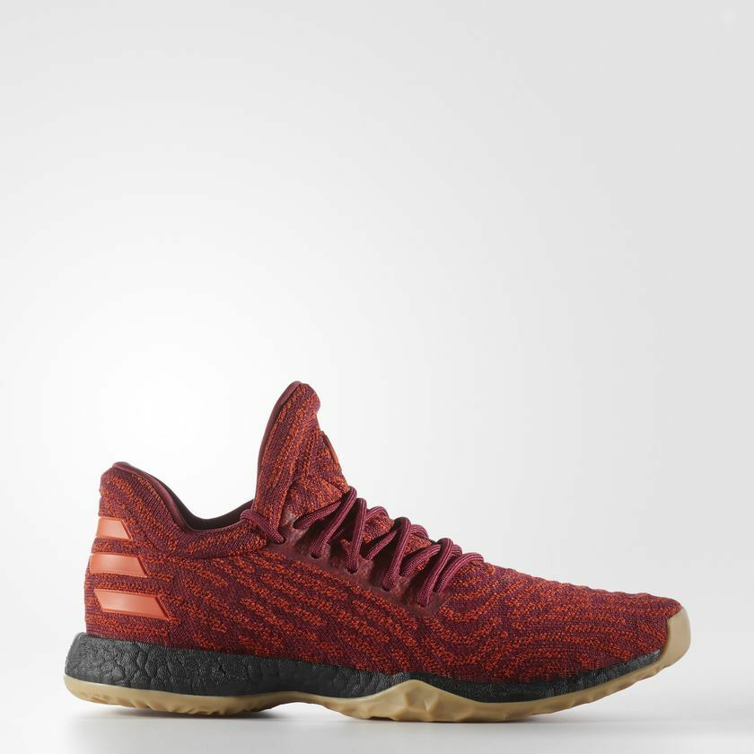 NEW adidas HARDEN LS BOOST Primeknit PK CQ1400 Burgundy Red Black Vol 1 shoes c1