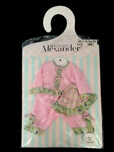 Madame-Alexander-Going-To-The-Park-Outfit-Pink-Fits-14-034-Victoria-Baby-Doll