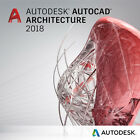 Autodesk AutoCAD Architecture 2018 - 3 years license - Win - Multi languages