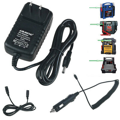 WALL Charger AC adapter for Duracell DRJS20 portable jump starter power pack
