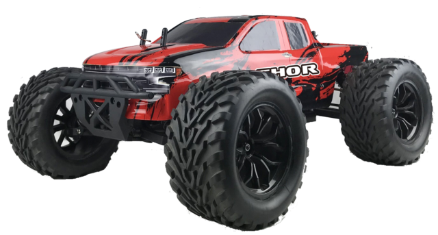 Amewi 22032 Monster Truck Torche 2 4 Ghz M 1 10 Rtr Assorted Colours For Sale Online Ebay