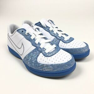 NikeLegend-S-S-Womens-Metallic-Blue-Silver-Shoes-Size-11-Retro-317556-101