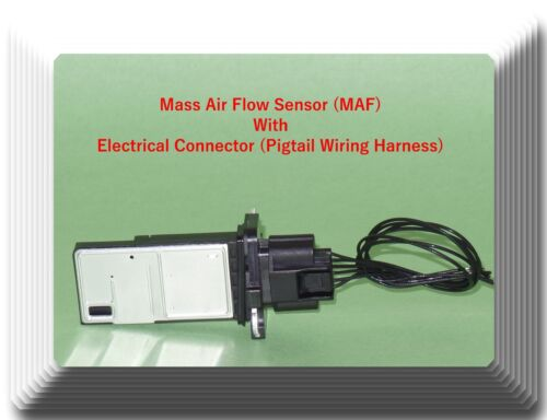 5 Pins Mass Air Flow Sensor W// Connector Fits Infiniti Nissan Suzuki Chevrolet
