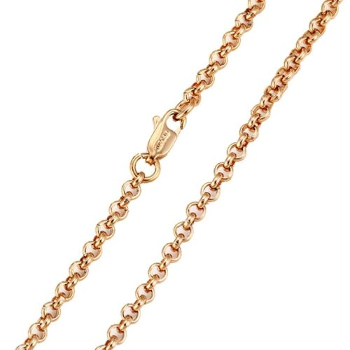 """9ct 9k Yellow /""""Gold Filled/""""Men Girl Rolled Gold Belcher 24/"""" Chain Necklace.1132"""
