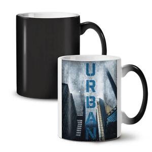 Life Fashion Urban City NEW Colour Changing Tea Coffee Mug 11 oz   Wellcoda