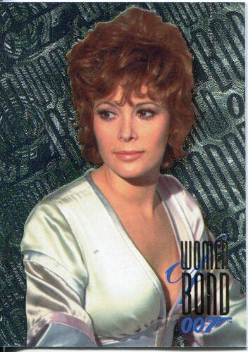 James Bond Connoisseurs Collection Volume 2 FX Tech Chase Card W10