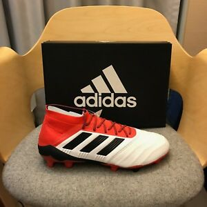 a2efccac8 Image is loading adidas-Predator-18-1-FG-Leather-Cold-Blooded-