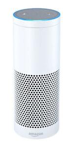 Amazon-Echo-Plus-White-Smart-Speaker-Alexa-Home-Hub-Voice-Control-WiFi-Bluetooth
