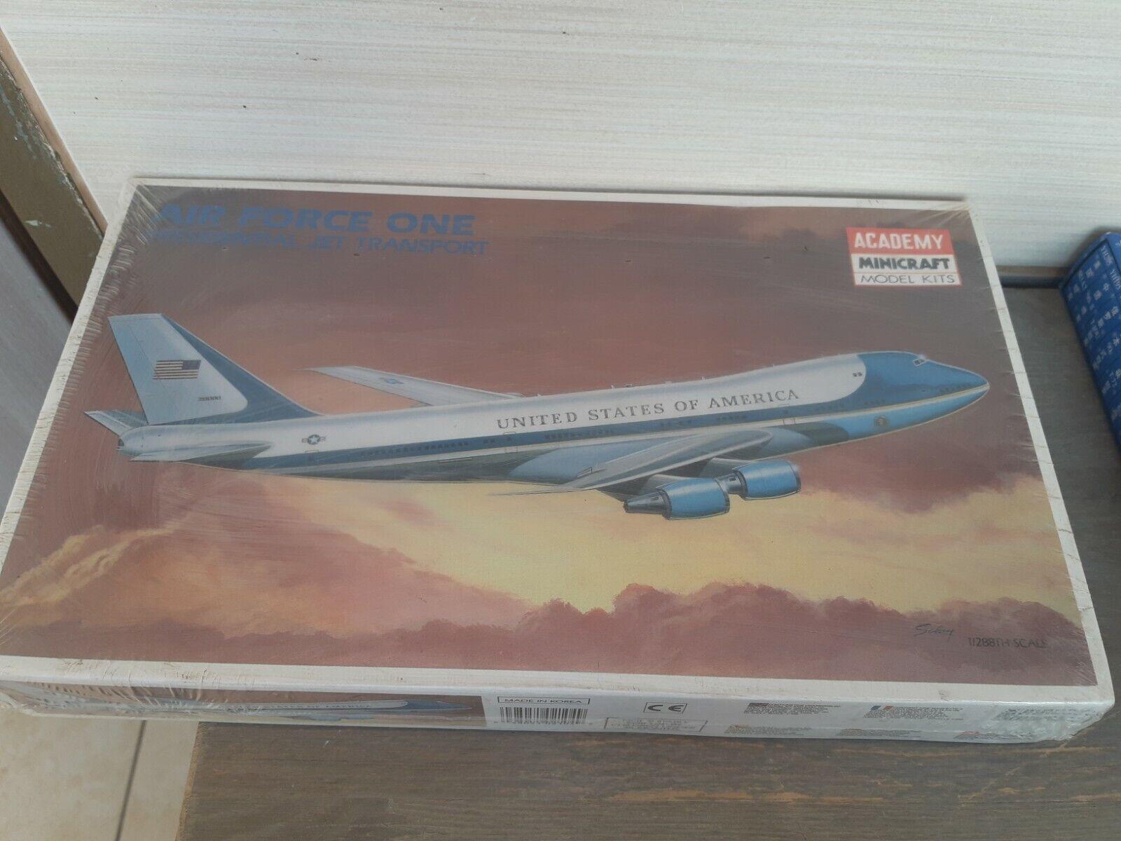 Förenta staterna Boeing Air Force One Korea Jet Transport Minicraft
