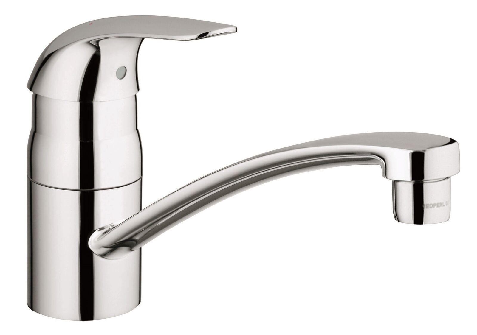Grohe SWIFT Einhand-Spültischarmatur, GRO31341000 | Good Design  | Angenehmes Aussehen  | Neuer Stil  | Ausgezeichneter Wert