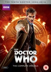 Neuf Doctor Who - The Complet Offres Spéciales Coffret DVD Région 2