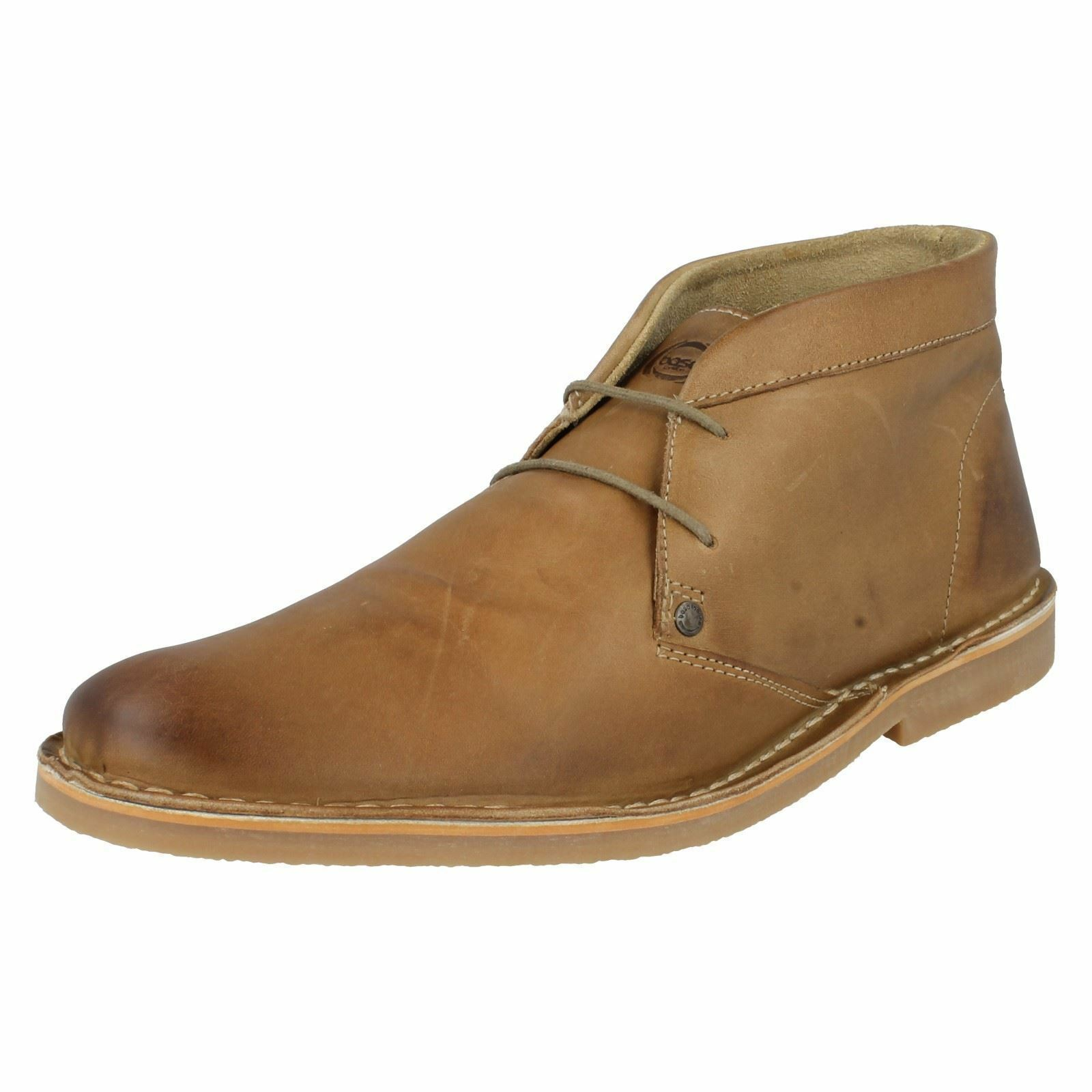 Mens Base London Ankle Boots - Branch