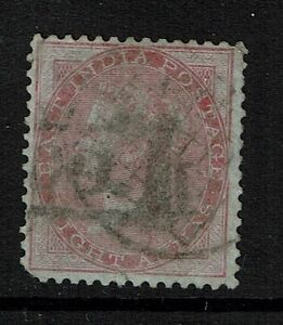 India-SG-36-Used-Shallow-Center-Thin-Pulled-Corner-Perf-Lot-052817