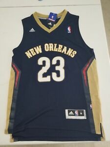 premium selection ff3d2 ab740 Details about Anthony Davis NBA Adidas Jersey NWT Men's Medium New Orleans  Pelicans