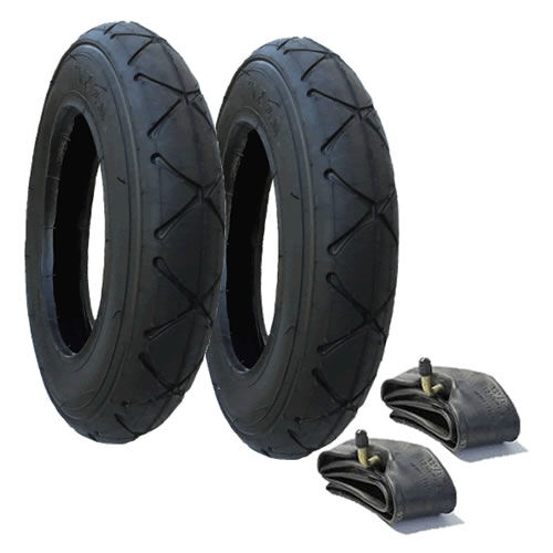 Mountain Buggy Duet Tyres /& Inner Tubes Set of 2 size 10 x 2 FREE 1ST CLASS POST