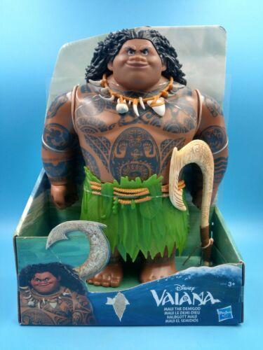 Neu Spielzeug Puppe Figürchen Disney Vaiana Maui Die Demi Gott 30 CM
