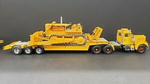 BUILT-AMT-TRUCK-LOWBOY-AND-DOZER-1-25TH