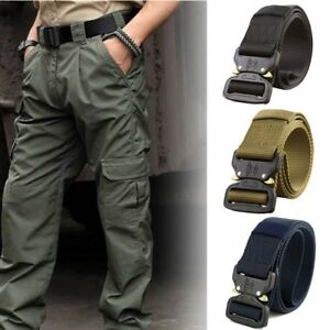 Adjustable-Men-Military-Belt-Buckle-Combat-Waistband-Tactical-Rescue-Tool-Rigger