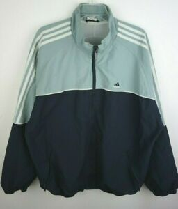 Men-039-s-Vintage-Adidas-Tracksuit-Top-Size-2XL-UK-46-48-Sports-Jacket