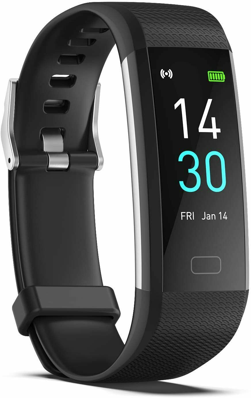 Fitness Tracker with Step Counter Tracker with Heart Rate Monitor for Women Men
