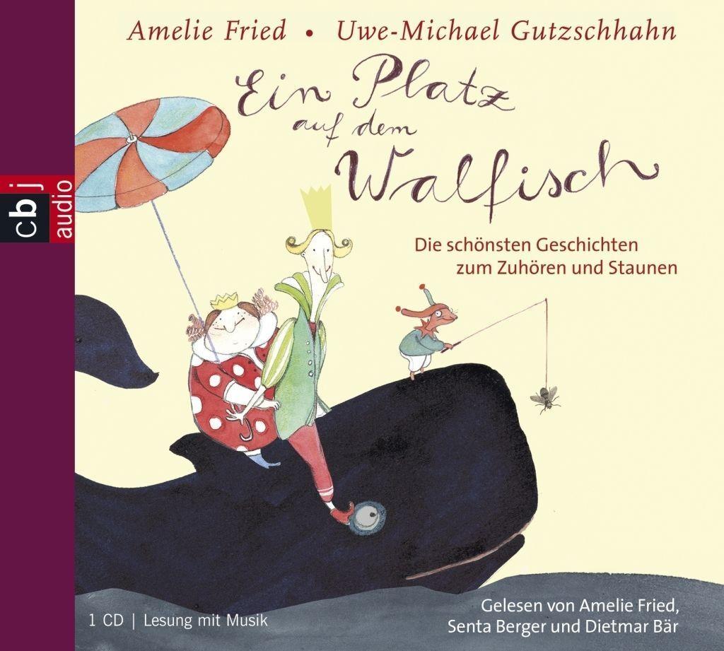 Ein Platz auf dem Walfisch von Amelie Fried (2009) mit Hörbuch-CD - Amelie Fried
